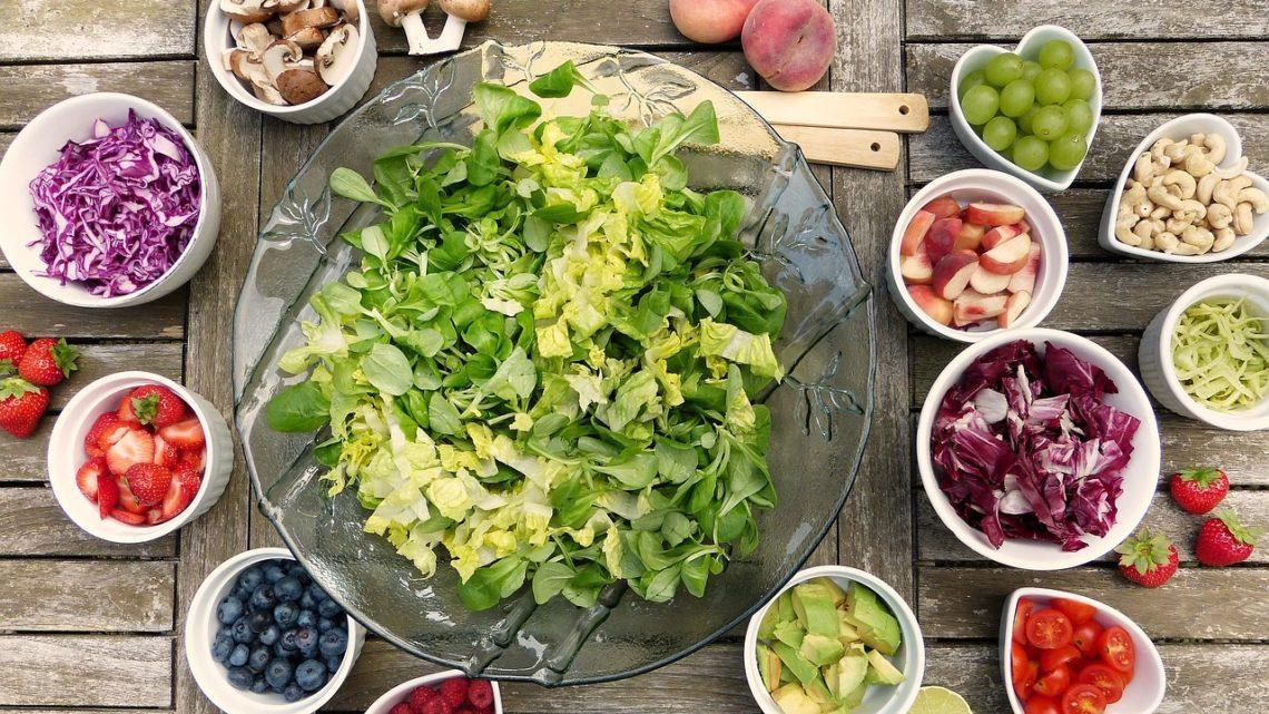Fitness und vegetarische Ernährung